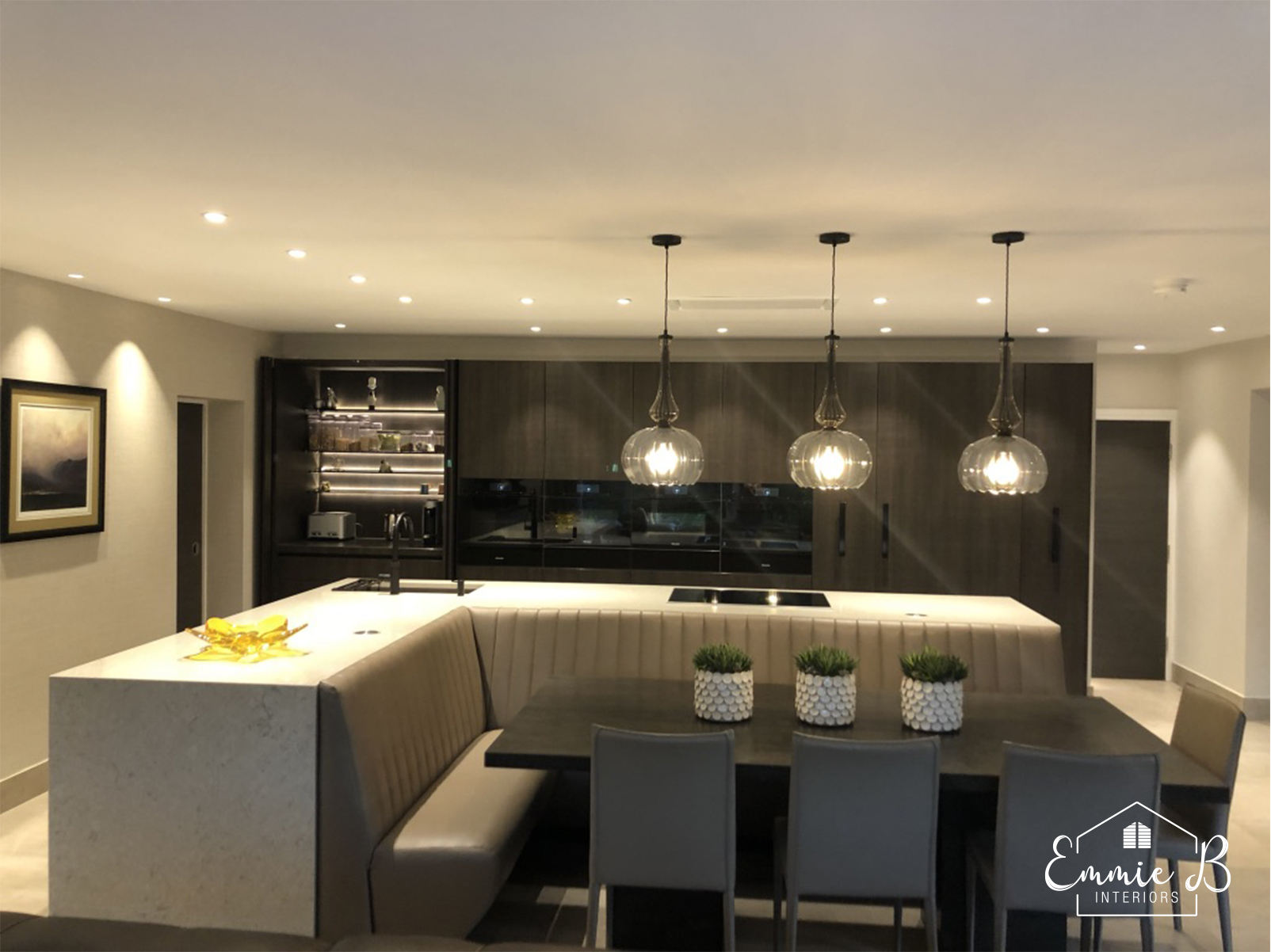 modern kitchen interior designer cheshire