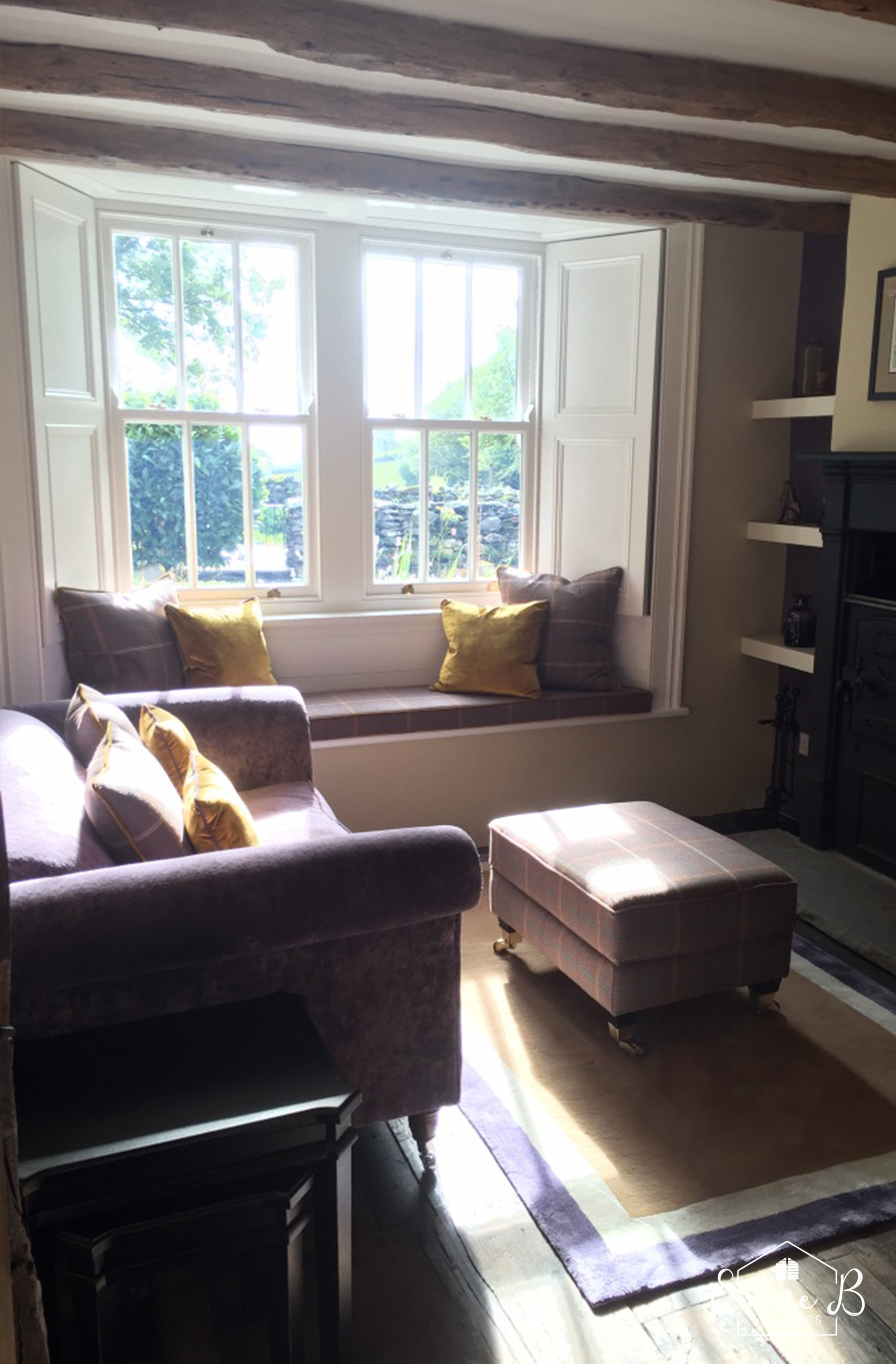 lounge interior design cumbria