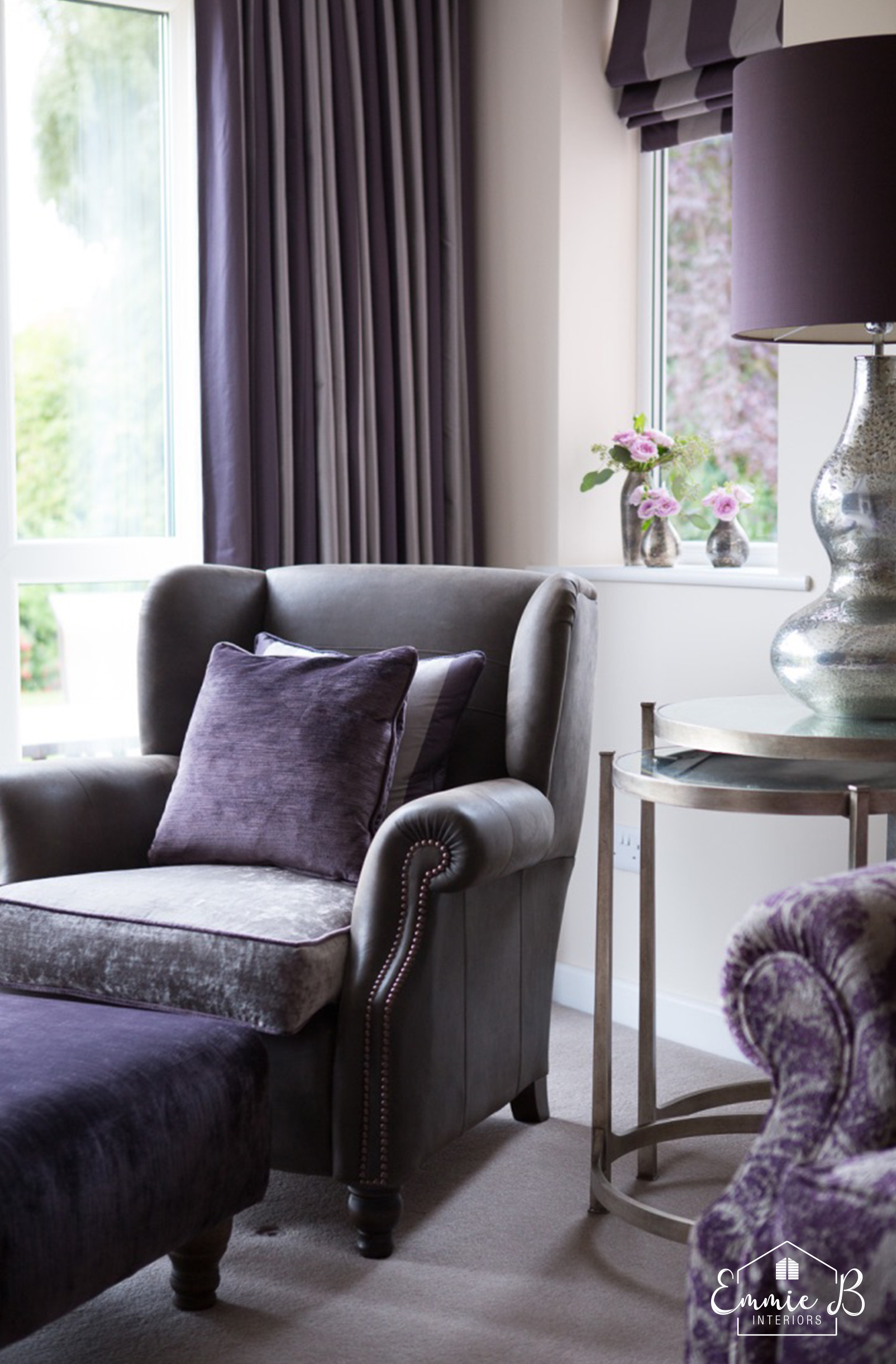 living space interior design Cheshire