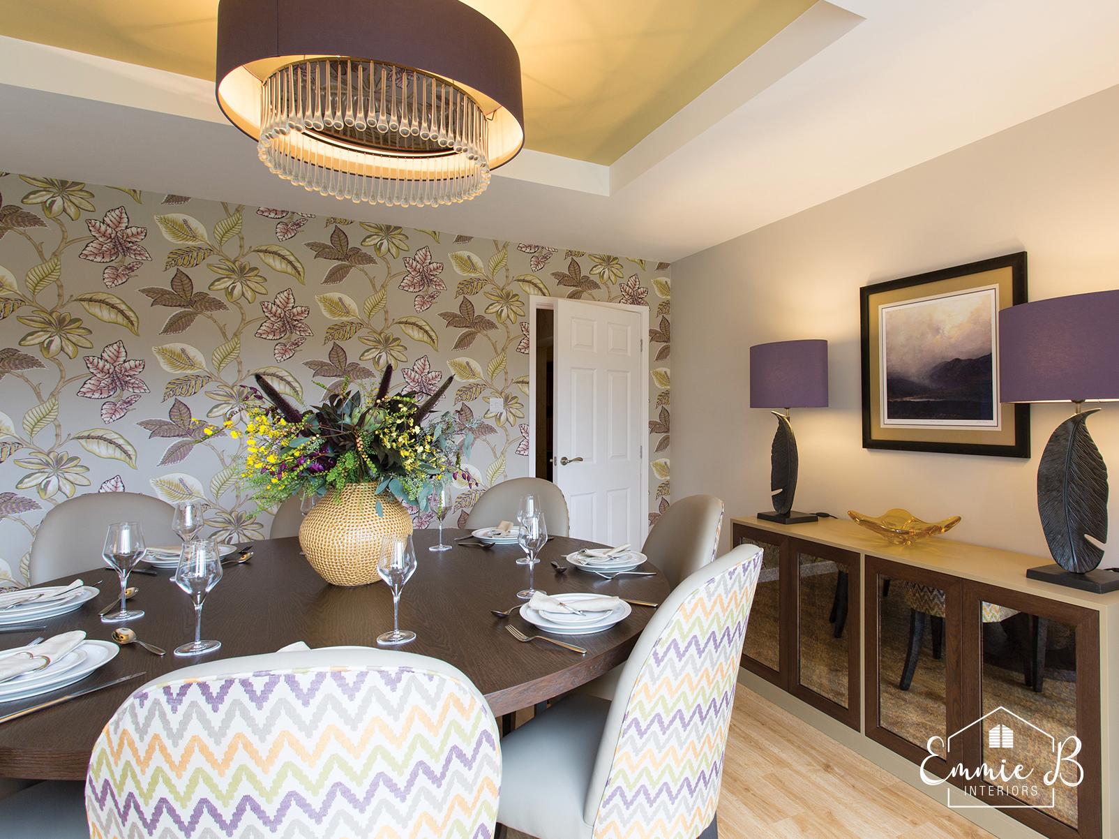 Dining Room Interior Design Cheshire