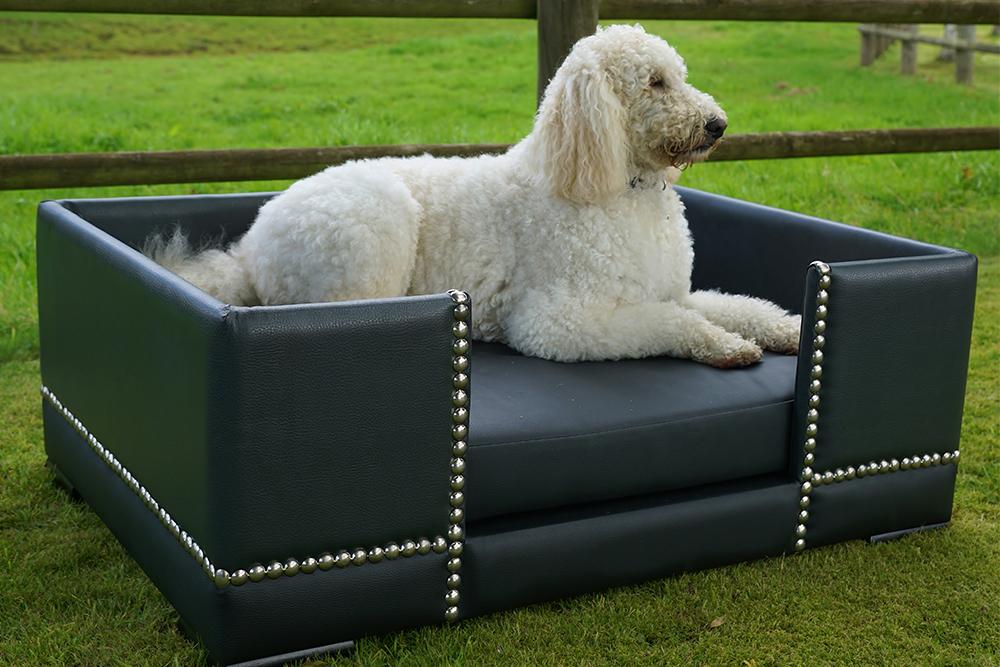 Bespoke dog beds