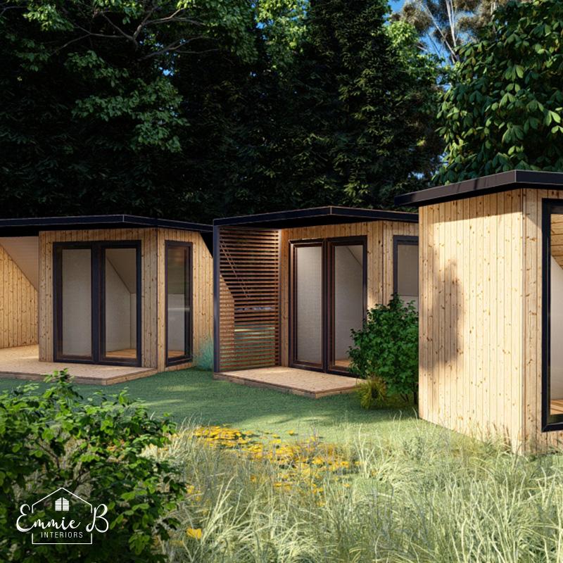 garden offices cheshire