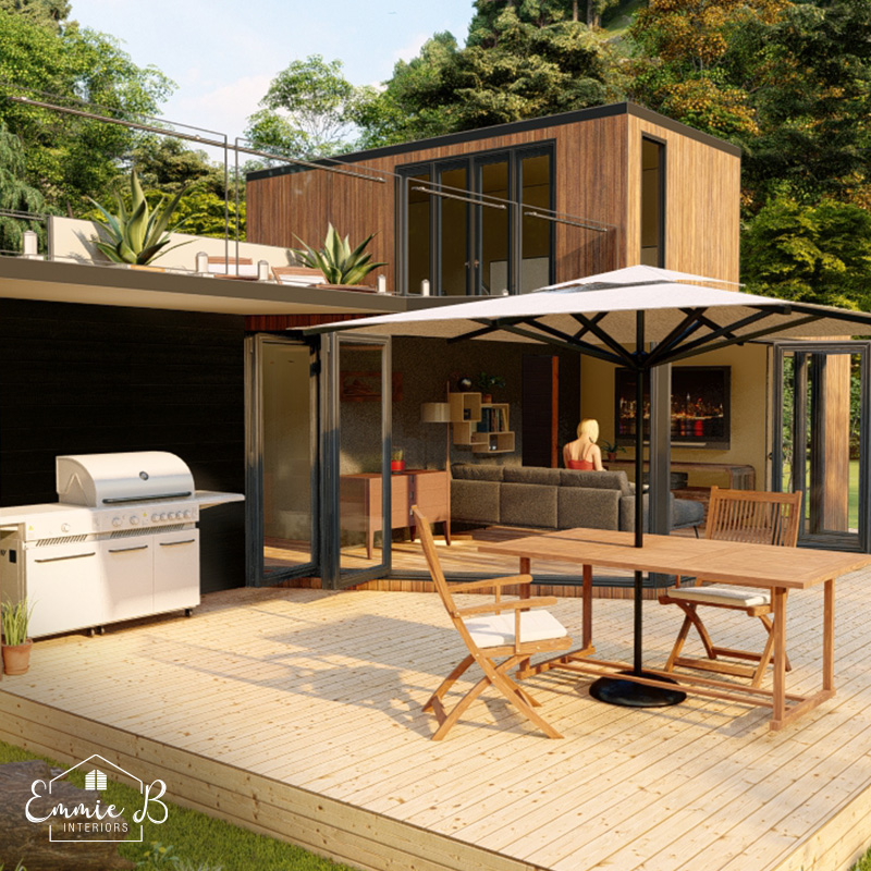 garden building cheshire